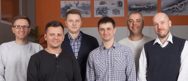 Команда розробників Hushme